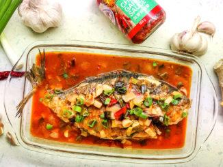 Ryba v chilli omacce podle cinskeho receptu
