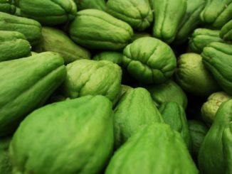Exotická zelenina čajot